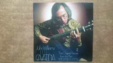 John Williams Cavatina Vinyl LP Record